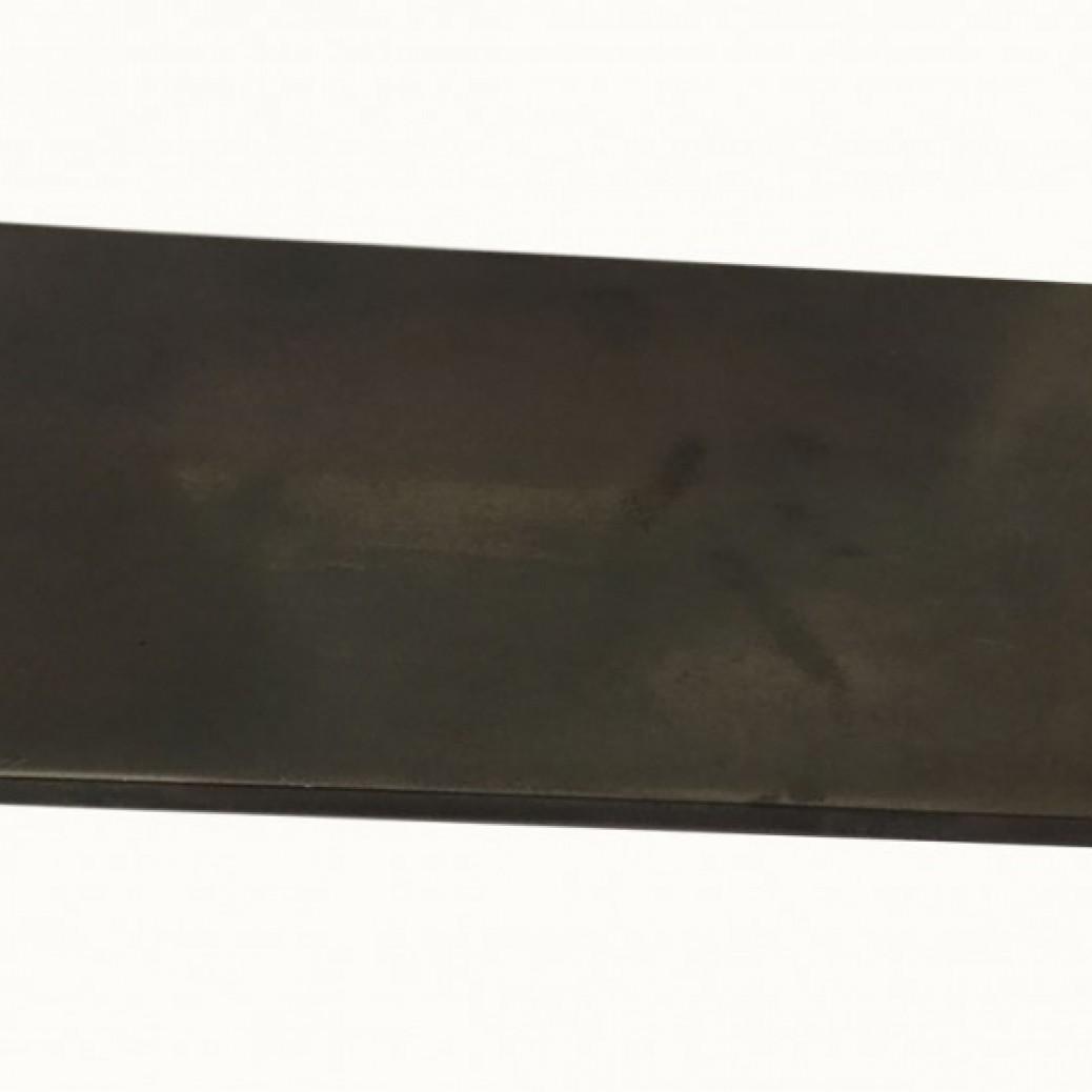 Satin Pearl Black Nickel