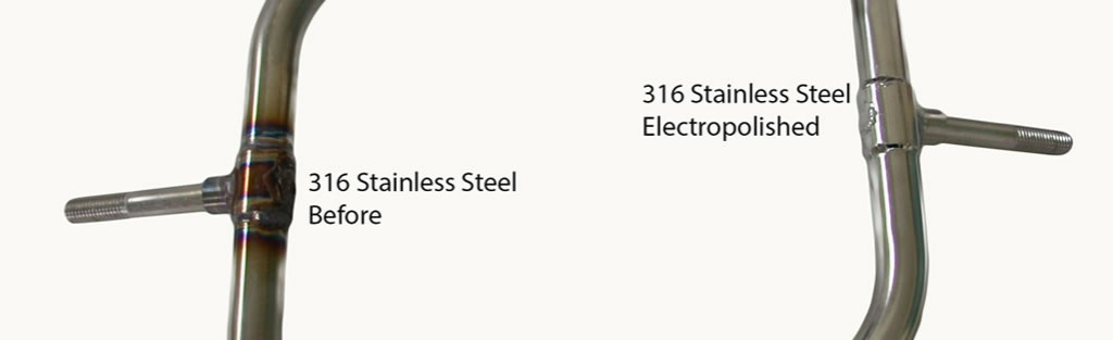 Stainless Steel Electropolished
